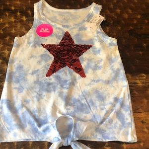 The Children's Place Girls Tank Top Size S 5/6